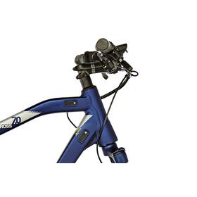 HAIBIKE SDURO Cross 7.0 Blau/Gelb/Silber matt